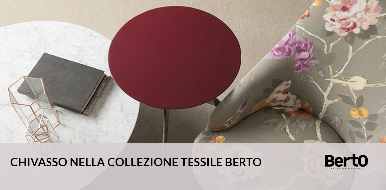 Chivasso в коллекции текстиля у Берто