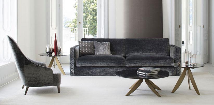 Современная элегантность дивана Дантон.