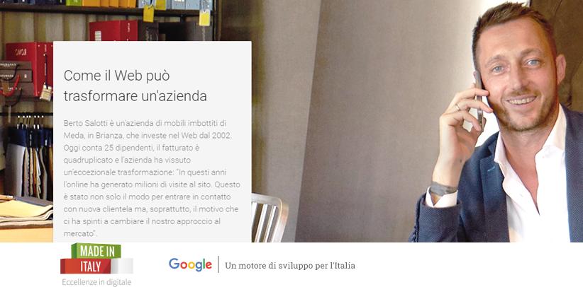 БертО Италии Выдающиеся в цифровом мире