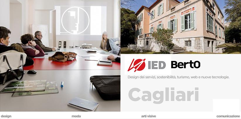 Дело БертО в Европейском Институте Дизайна в городе Каляри