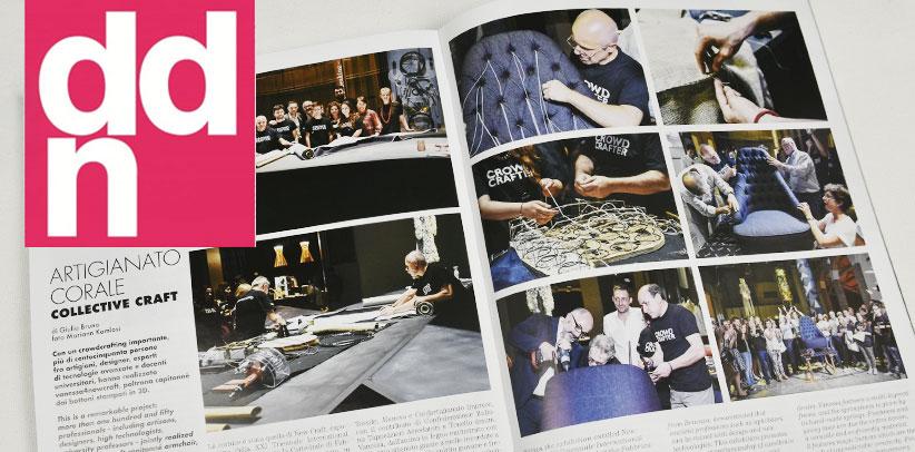 vanessa4newcraft ddn magazine n.223