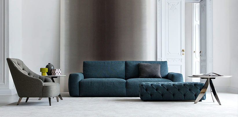 современный диван johnny