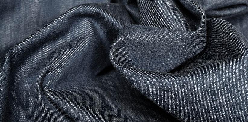 Ткани из Денима в Текстильной Коллекции БертО