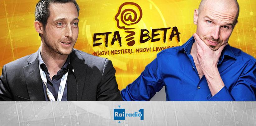#ПочемуБерто в эфире по Радио Раи1