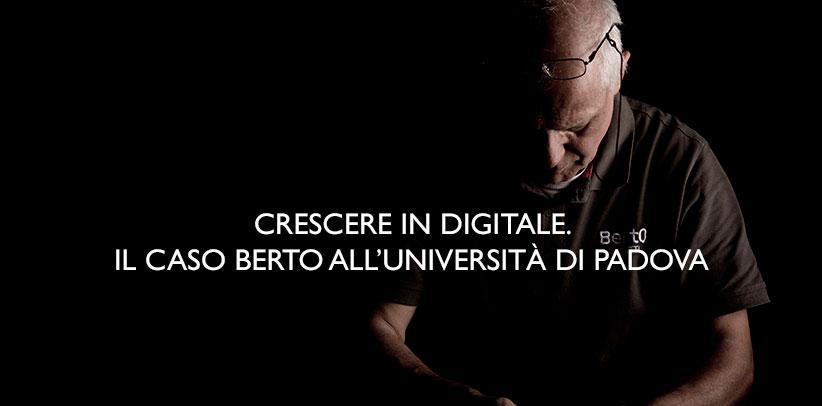 Filippo Berto в Университете Падуи