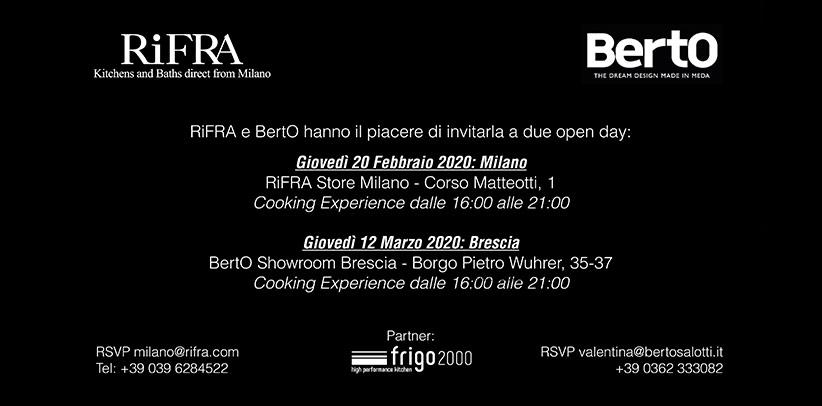 Берто и РиФРА: день в Милане, посвящённый дизайну