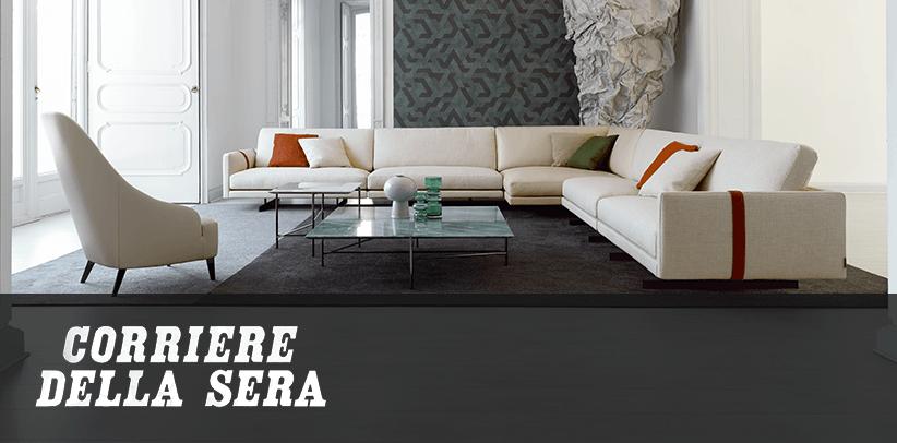 Филиппо Берто пишет открытое письмо, увлекающимся дизайном в газете Корриере делла Сера
