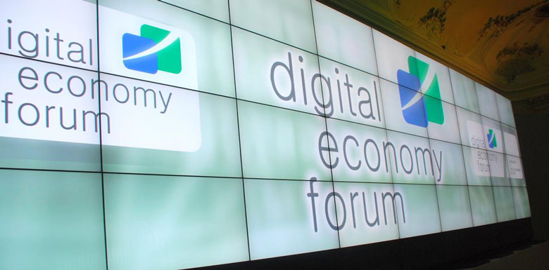 BertO на форуме цифровой экономики BertO News