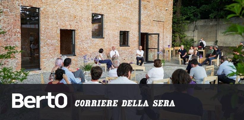 Статья Corriere della Sera о LOM - Ремесленная ферма 4.0