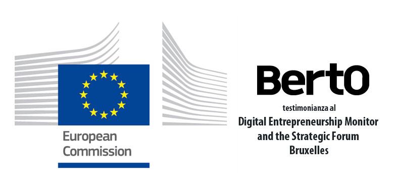 BertO на Strategic Forum on Digital Entrepreneurship в Брюсселе