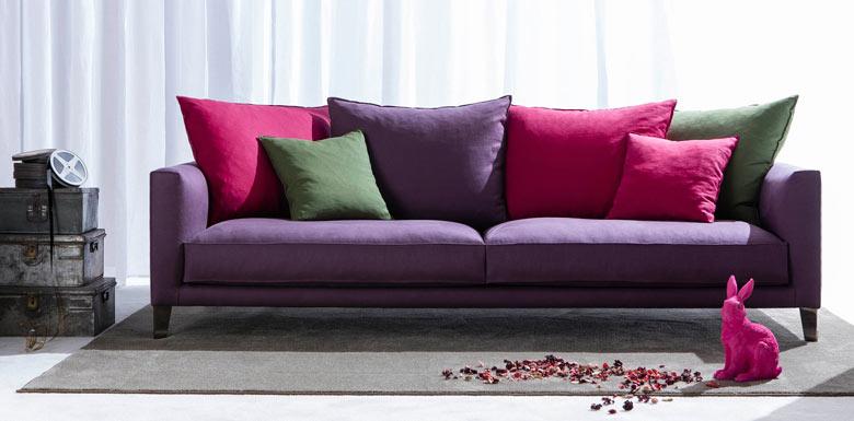 Новая современная коллекция диванов от BertO