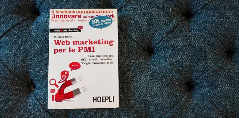 веб-маркетинг для СМС  Miriam Bertoli